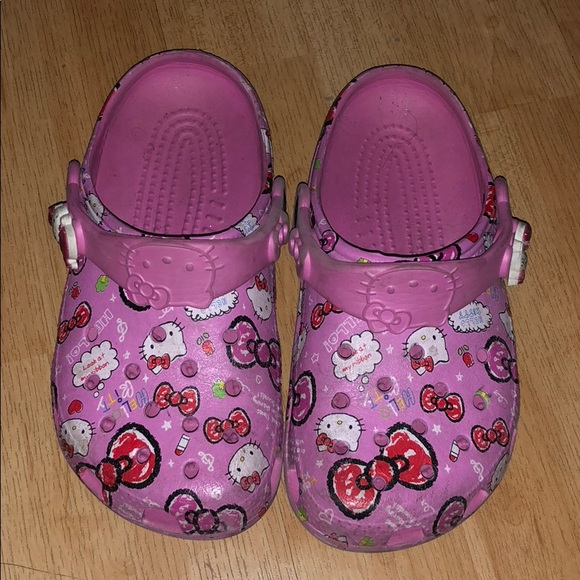 Clothing, Shoes & Accessories Girls Crocs Size 12-13 Sale Price